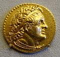 Pentradrachme, Alexandria, Ptolemaios I - Ptolemaios II, 276-275 BC - Bode-Museum - DSC02682.JPG