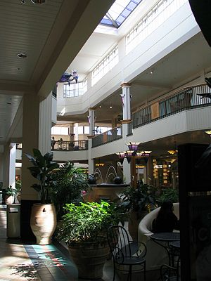 Perimeter Mall - Interior of Perimeter Mall