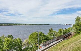 The Kama near Perm