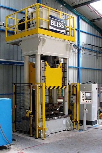 Hydraulic press - Hydraulic press - 400T