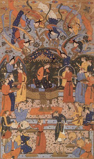 Solomon in Islam - The Queen of Sheba.