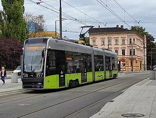 Trams in Gorzów Wielkopolski Tram system in Gorzów Wielkopolski, Poland