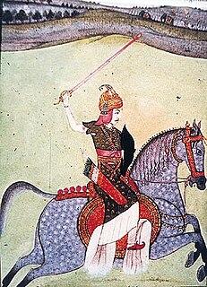 Hindu warrior