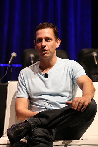 Palantir Technologies - Founder and chairman Peter Thiel was Palantir's largest shareholder as of late 2014.
