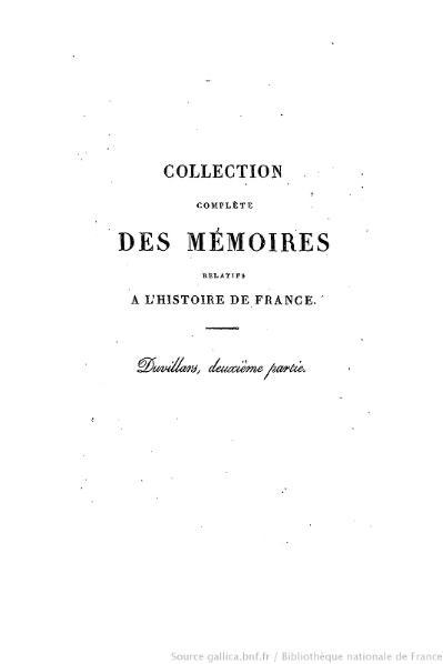 File:Petitot - Collection complète des mémoires relatifs à l'histoire de France, 1re série, tome 29.djvu