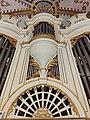 Petschow (Dummerstorf), Dorfkirche, Orgel (11).jpg
