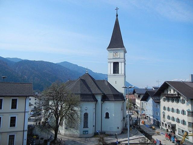 Pfarrkirche Wörgl