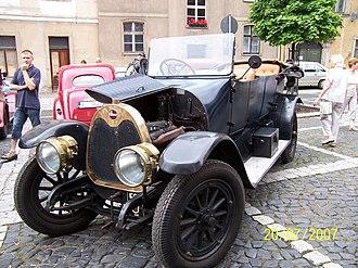 Robur (truck) - Phänomen 10/30 (1916)