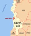 Ph locator ilocos sur santiago.png