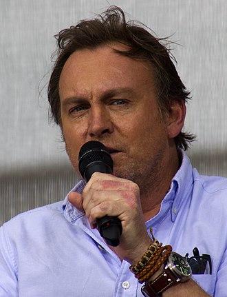 Philip Glenister - Glenister in 2016
