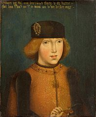 Portrait of Philip the Fair