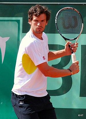 Philipp Petzschner - Image: Philipp Petzschner 2011