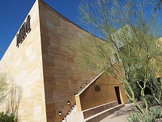 Musical Instrument Museum (Phoenix) - Image: Phoenix Musical Instrument Museum 2