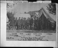Photograph of President Abraham Lincoln and His Generals After Antietam - NARA - 527118.tif