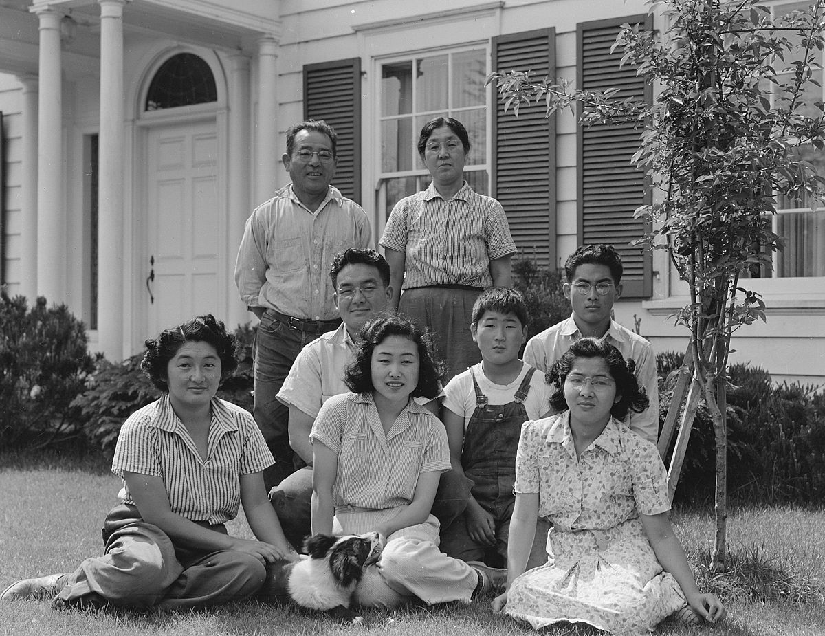 File:Photograph of the Shibuya Family in Mountain View, California - NARA - 536037.jpg - Wikimedia Commons