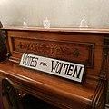 Piano in The Pankhurst Centre 01.jpg