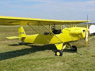Pietenpol Air Camper - Grega GN-1 Aircamper