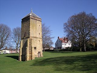 Abington, Northamptonshire Human settlement in England