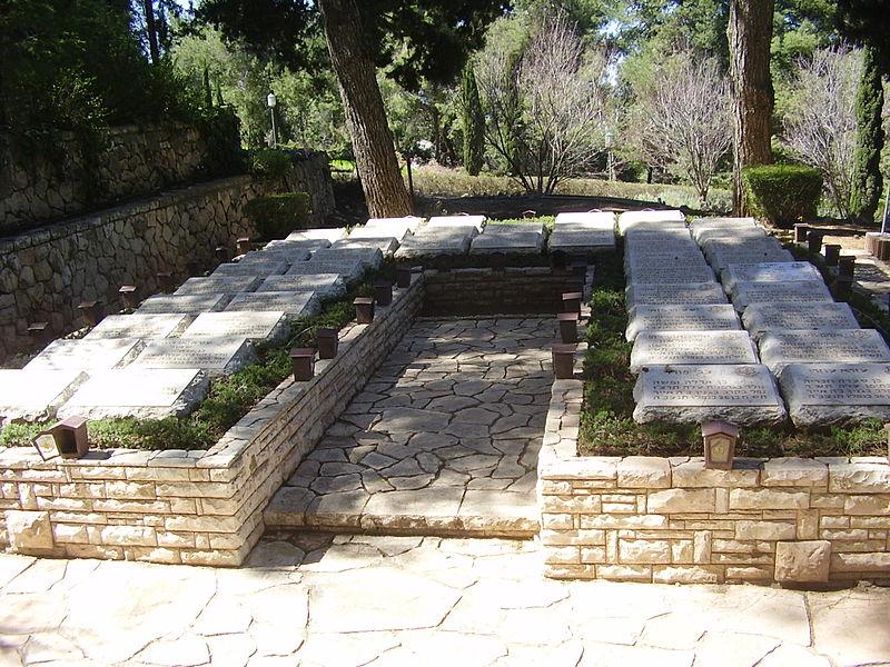 קבר אחים לנופלים בקרב על ג'נין במלחמת העצמאות