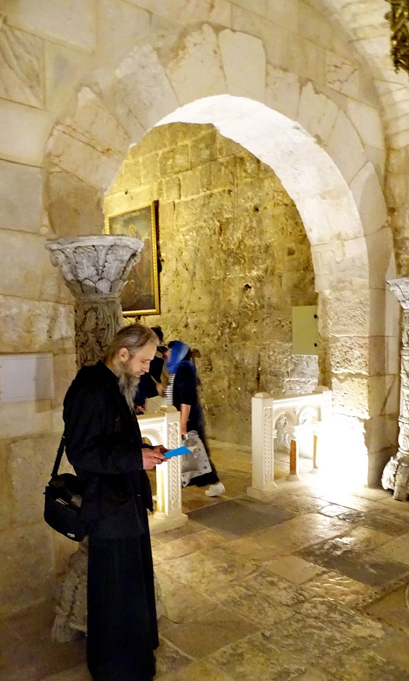 כנסיית הקבר הקדוש בירושלים