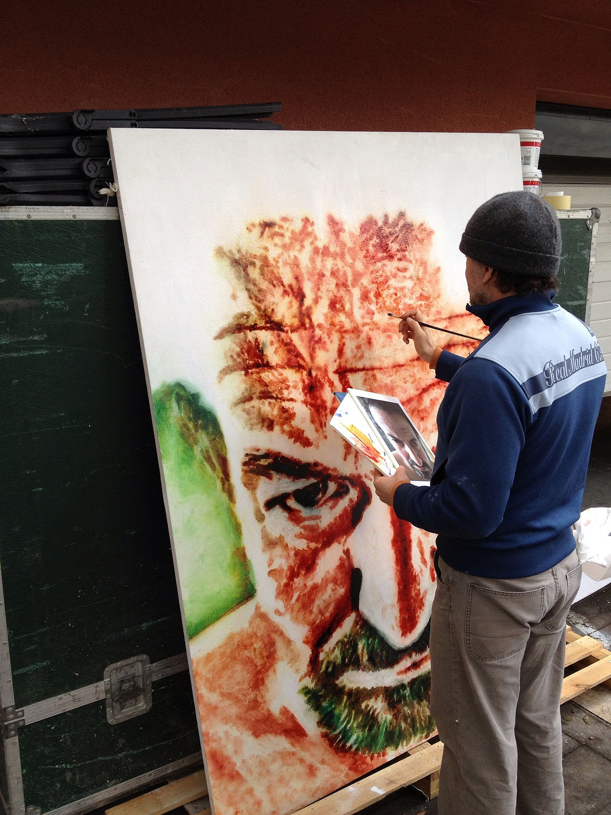 Mario Artist Paint Studio Vinesauce Joel