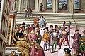 Pinturicchio, liberia piccolomini, 1502-07 circa, Enea Silvio incoronato poeta dall'imperatore Federico III 03.JPG