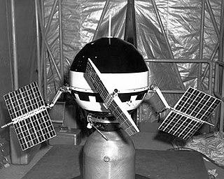 <i>Pioneer 5</i> Space probe