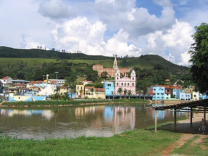 How to get to Pirapora Do Bom Jesus with public transit - About the place