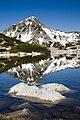 Pirin - Zhabeshkoto ezero, Muratov vrah - IMG 9112.jpg