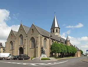 Pittem - Image: Pittem, de Onze Lieve Vrouwkerk oeg 211770 foto 1 2013 05 12 13.59