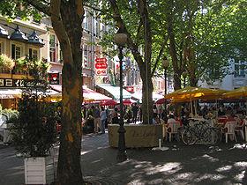 Restaurants Luxembourg Place D Armes