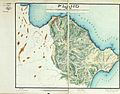 Plano del Terreno cedido por el Emperador de Marruecos a la Reyna de España según el Tratado de Vad-Ras 1860.jpg