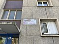 Plaque Ici Né Astérix 3 Rue Rameau - Bobigny (FR93) - 2021-04-25 - 2.jpg