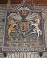 Plaque in support of King Charles II at St Kew church.jpg