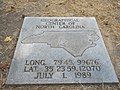 Plaque of the Geographical Center of North Carolina.jpg