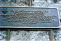 Plaque on Town Hall Wall. - geograph.org.uk - 649347.jpg