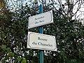 Plaques Sentier Sec Route Chanelet St Cyr Menthon 2011-11-16.jpg