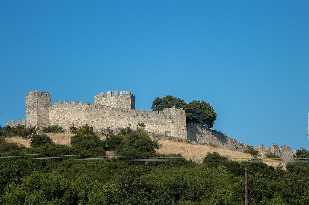 Platamon Castle (23896880929)