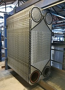 Plate heat exchanger - Wikipedia on