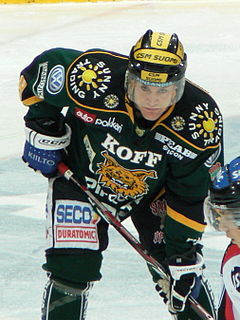 Geoff Platt Canadian ice hockey player