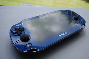 Playstation Vita 维基百科 自由的百科全书
