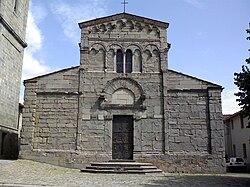 Pleban Church San Gennaro, Capannori, Italy.jpg