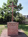 Pleine-Selve (Aisne) croix de chemin.JPG