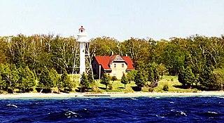 Plum Island Range Lights