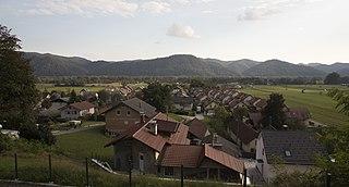 Podgora pri Dolskem Place in Upper Carniola, Slovenia