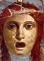 Pompeii - Casa del Bracciale d'Oro - Theatre Mask.jpg