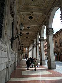 Palazzo di Residenza della Cassa di Risparmio in Bologna