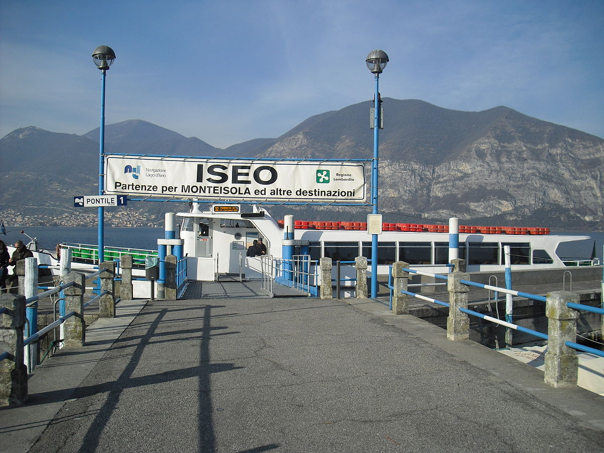 Iseo Travel Guide At Wikivoyage
