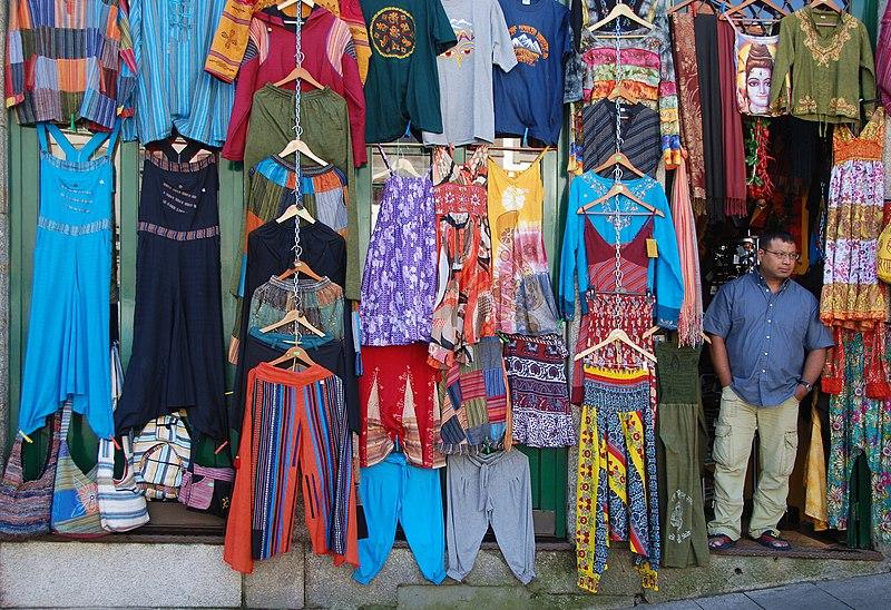 Compras baratas no Porto, Portugal