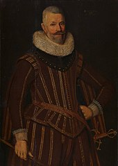 Portrait of Philips de Caron